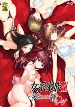Jokei Kazoku III: Himitsu-The Anime